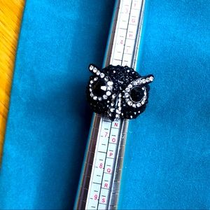 Owl novelty ring